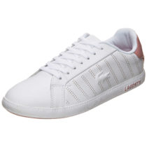 Lacoste Graduate Sneaker Damen weiß Damen Gr. 39,5