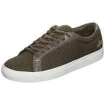 LACOSTE L.12.12 Sneakers Low grün Herren Gr. 44,5