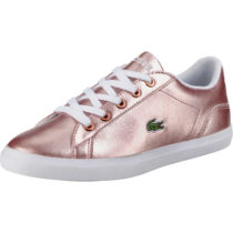 LACOSTE Sneakers Low LEROND 119 4 CUC für Mädchen rosegold Mädchen Gr. 36
