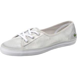 LACOSTE Ziane Chunky 118 2 Caw Sneakers hellgrau Damen Gr. 38
