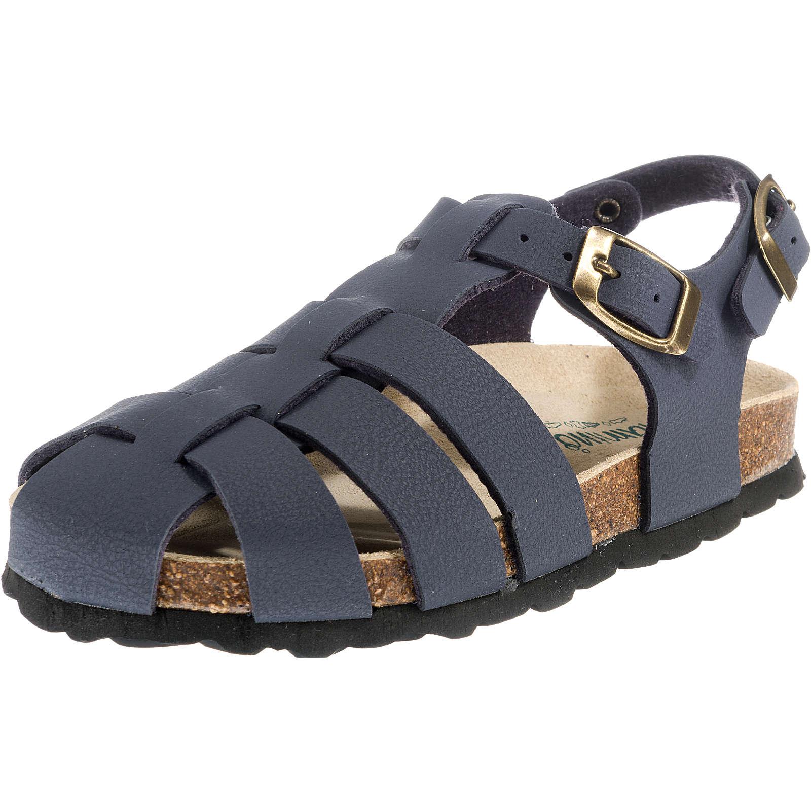 lamino Sandalen für Jungen dunkelblau Junge Gr. 28