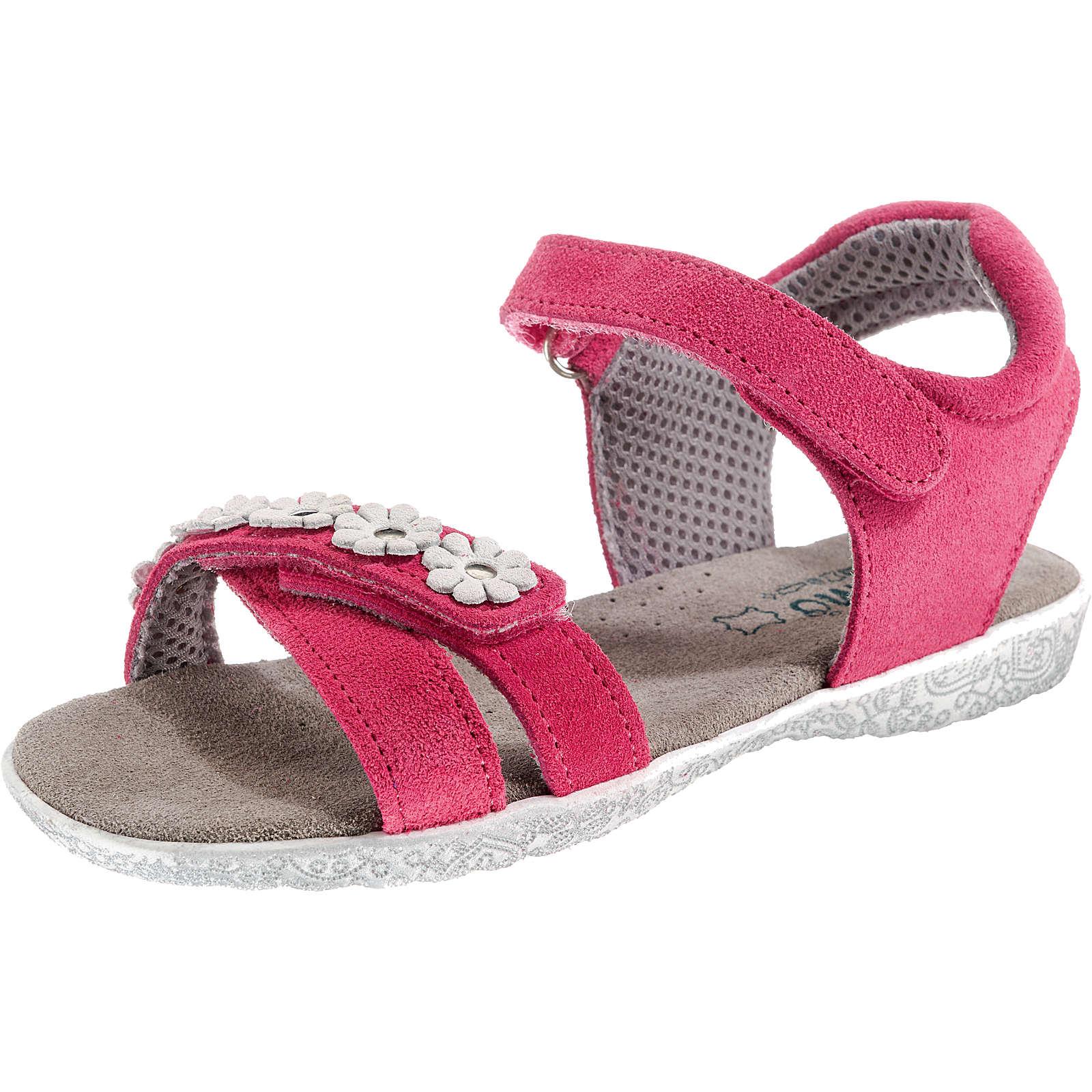 lamino Sandalen für Mädchen pink Mädchen Gr. 25