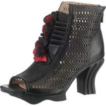 Laura Vita Ankle Boots schwarz Damen Gr. 36