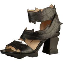 Laura Vita Sandalen Klassische Sandaletten schwarz Damen Gr. 37