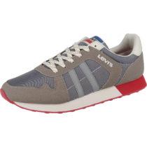 Levi´s® Webb Sneakers Low grau Herren Gr. 41