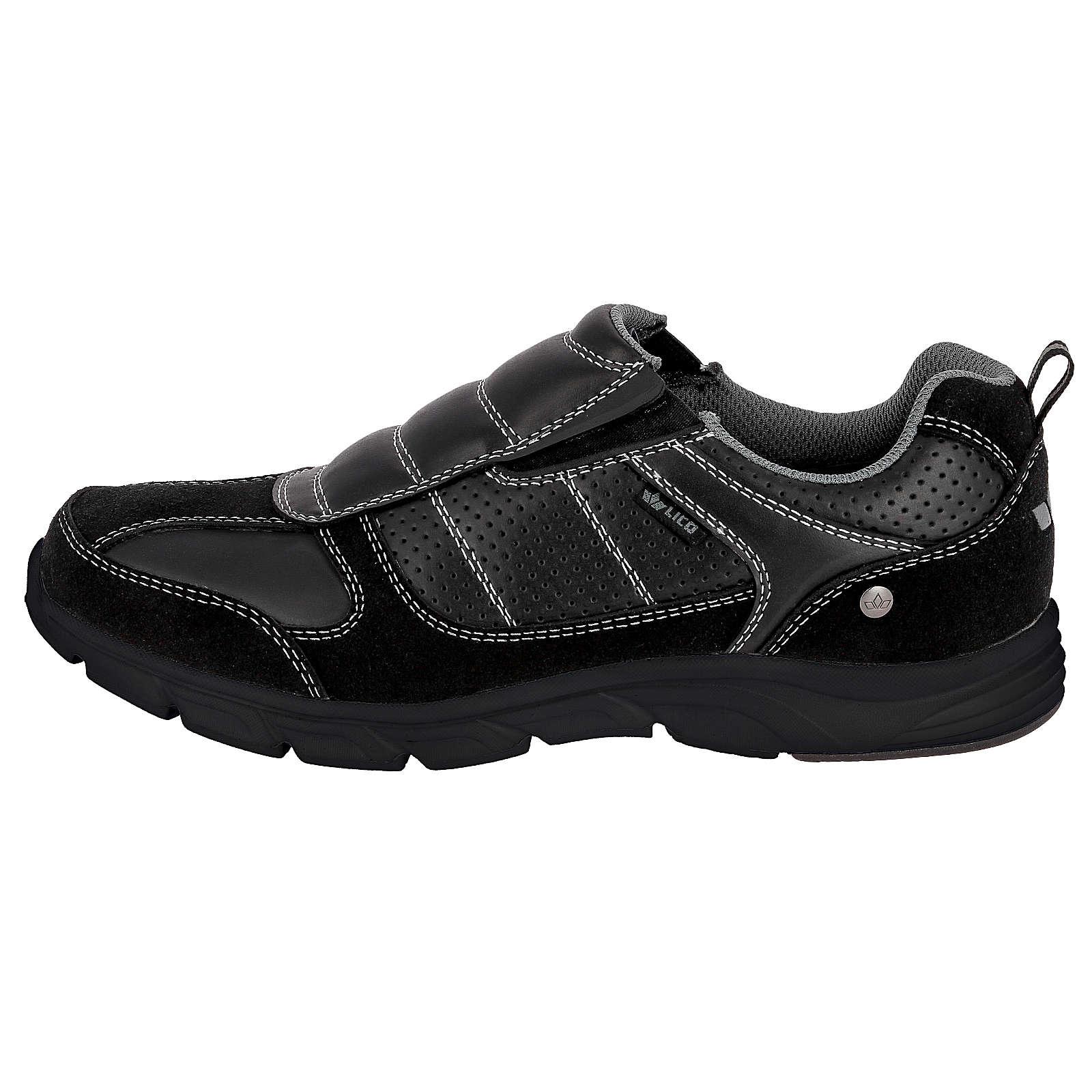 LICO Freizeitschuh Brighton Sneakers Low schwarz Herren Gr. 36
