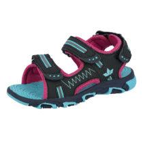 LICO Sandalen für Mädchen blau Mädchen Gr. 25