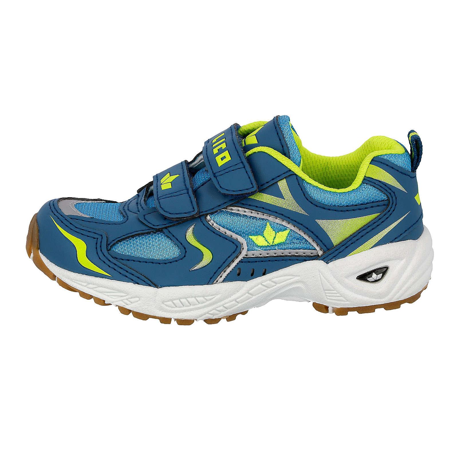 LICO Sportschuhe für Jungen blau Junge Gr. 36