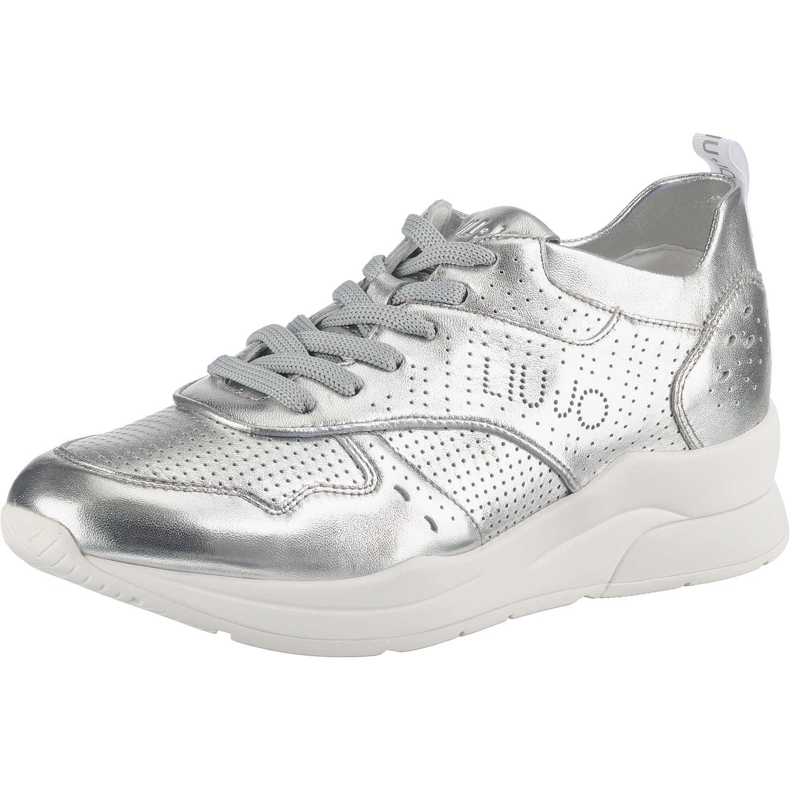 LIU JO Karlie Sneakers Low silber Damen Gr. 36