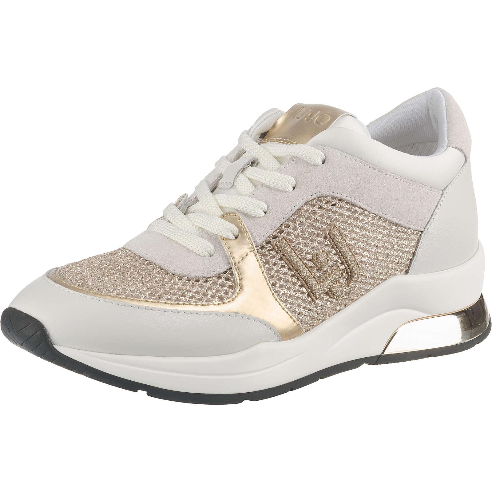 LIU JO Karlie Sneakers Low weiß Damen Gr. 36