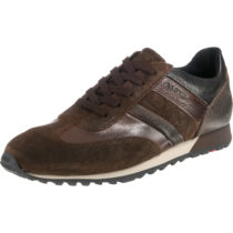 LLOYD Agon Sneakers Low dunkelbraun Herren Gr. 46