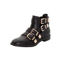 LLOYD Damenschuh mit dekorativen Schnallen Ankle Boots schwarz Damen Gr. 36,5