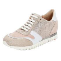LLOYD Damenschuh mit verstecktem Keilabsatz Sneakers Low rosa Damen Gr. 36