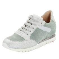 LLOYD Sneaker mit leichtem Keil Sneakers Low grün Damen Gr. 35