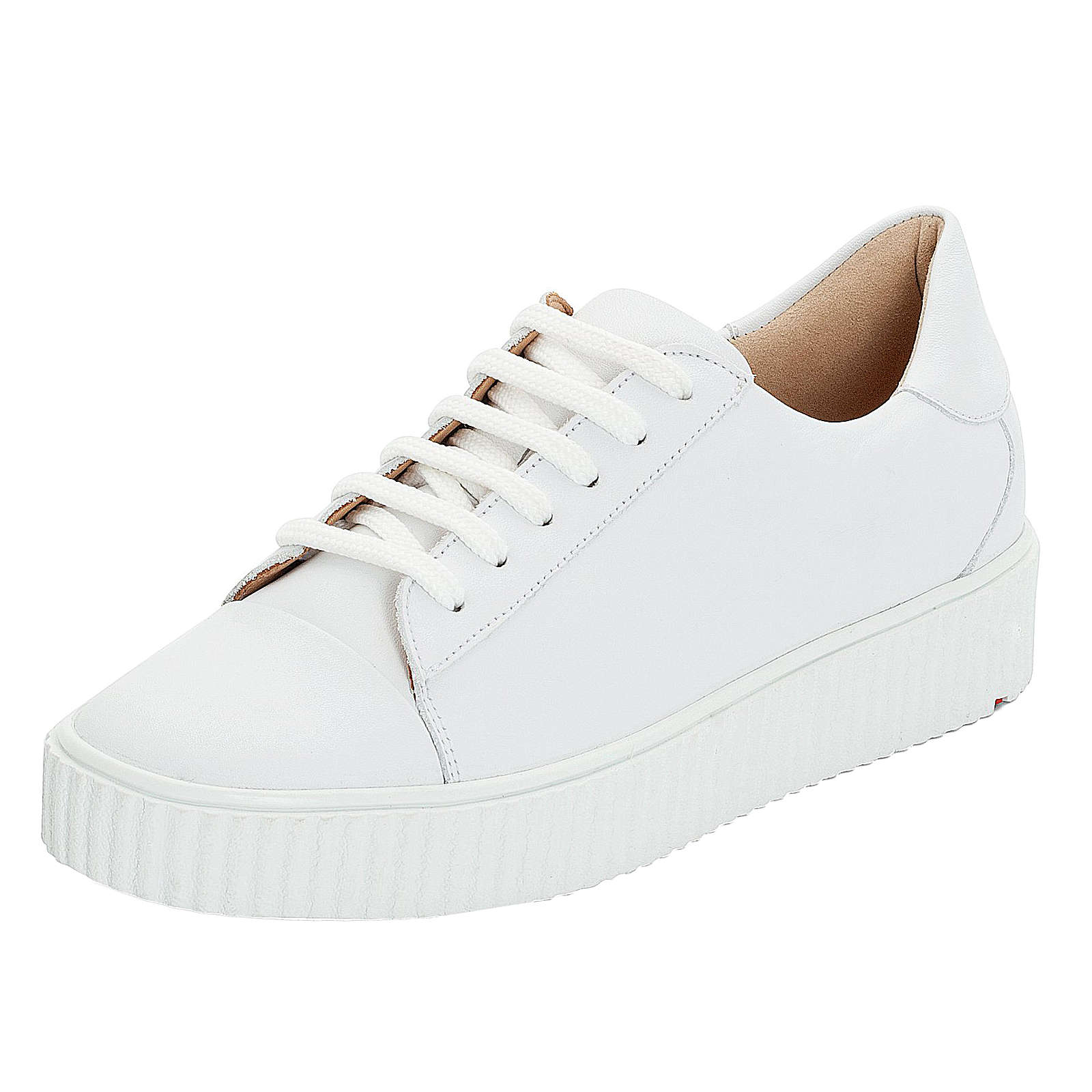 LLOYD Sneaker mit Variofußbett Sneakers Low weiß Damen Gr. 41
