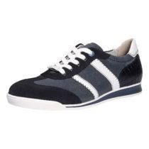 Lloyd Sportiver Schnürschuh/Sneaker Sneakers Low blau Herren Gr. 41