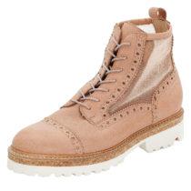 LLOYD Stiefelette im sommerlichen Look Ankle Boots nude Damen Gr. 39