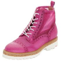 LLOYD Stiefelette im sommerlichen Look Ankle Boots pink Damen Gr. 39