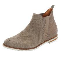 LLOYD Stiefelette mit sommerlicher Perforation Ankle Boots braun Damen Gr. 36