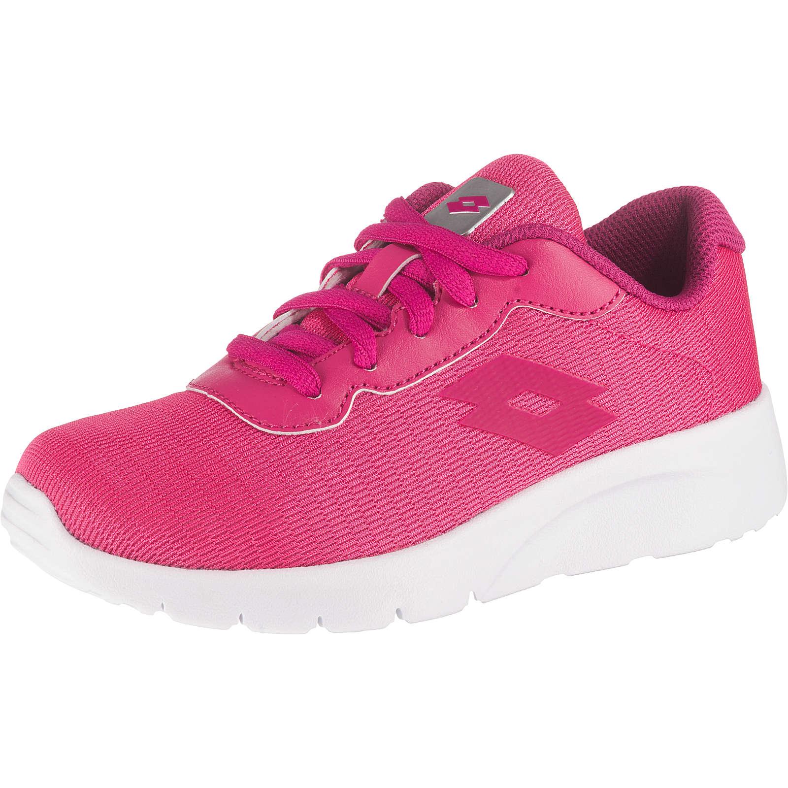 lotto Sportschuhe MEGALIGHT III CL SL für Mädchen pink Gr. 36