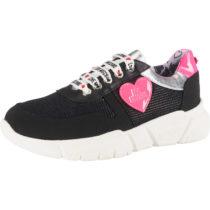 LOVE MOSCHINO Sneakers Low schwarz Damen Gr. 36