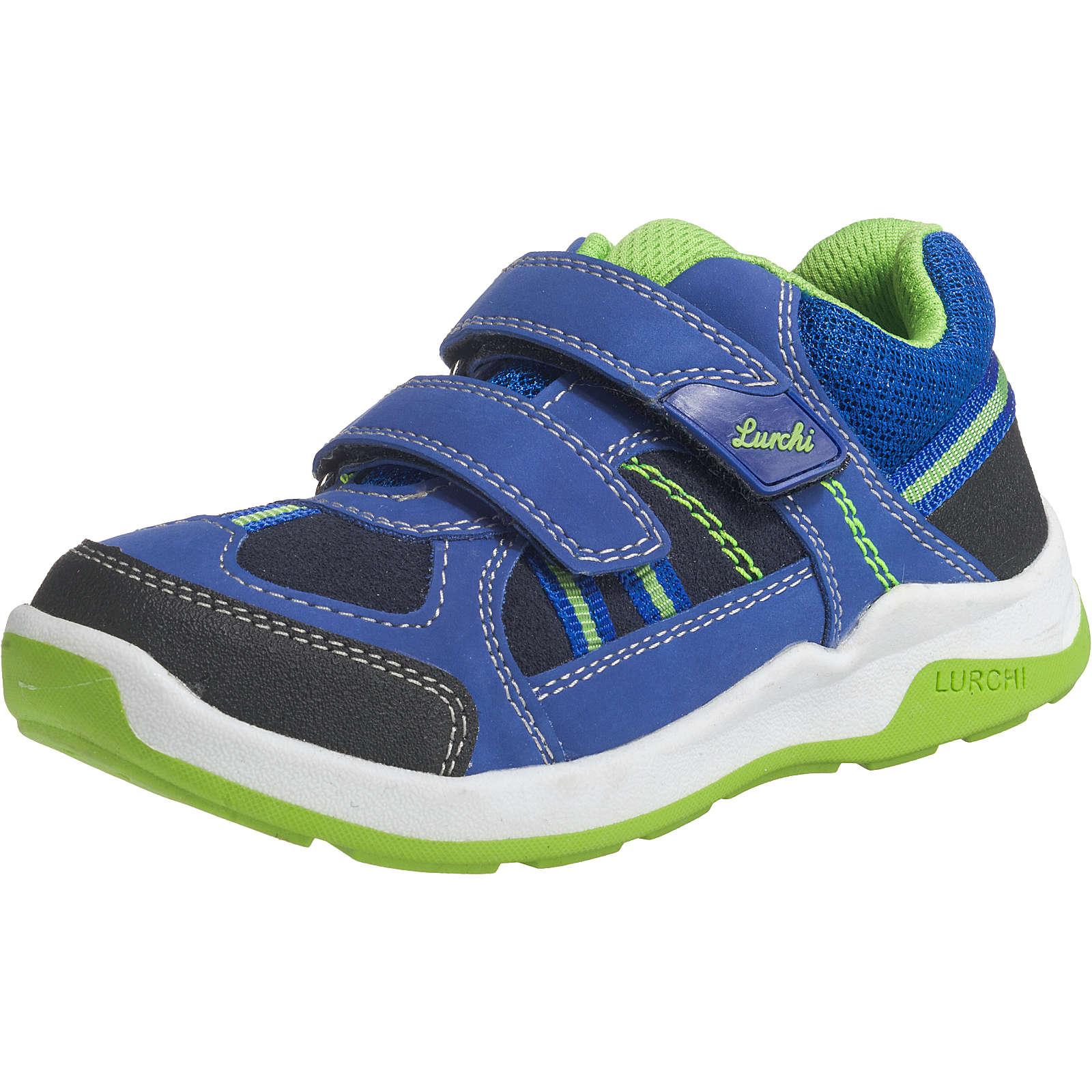 Lurchi Sneakers für Jungen blau Junge Gr. 35