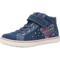 Lurchi Sneakers Low für Mädchen blue denim Mädchen Gr. 27