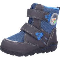 Lurchi Stiefel für Jungen blau Junge Gr. 22