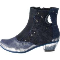 Maciejka Ankle Boots blau-kombi Damen Gr. 39