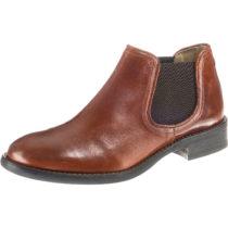 MARC O´POLO Chelsea Boots cognac Damen Gr. 38,5