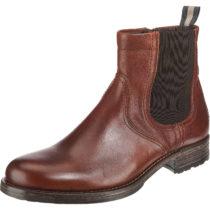 MARC O´POLO Chelsea Boots cognac Herren Gr. 46
