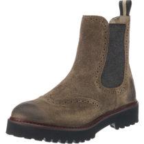 MARC O´POLO Chelsea Boots grau Damen Gr. 38,5