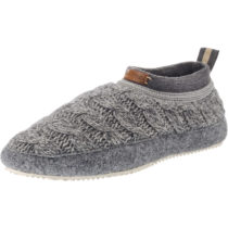 MARC O´POLO Pantoffeln grau Damen Gr. 37