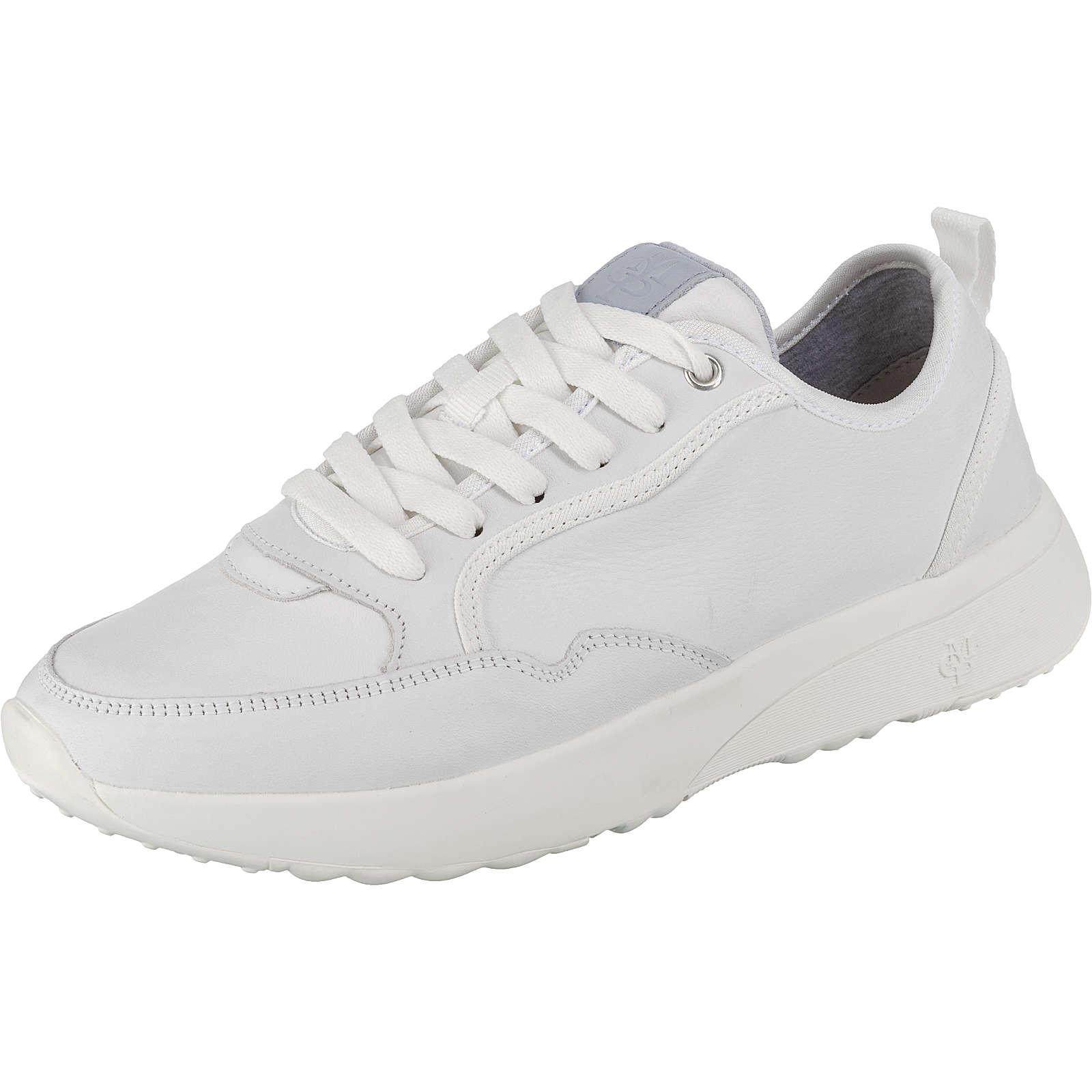 MARC O´POLO Sneakers Low weiß Damen Gr. 41