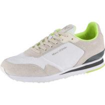 MARC O´POLO Sneakers Low weiß Herren Gr. 41