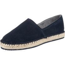 MARC O´POLO Sportliche Slipper dunkelblau Damen Gr. 37