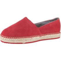 MARC O´POLO Sportliche Slipper rot Damen Gr. 37