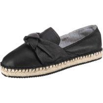 MARC O´POLO Sportliche Slipper schwarz Damen Gr. 36