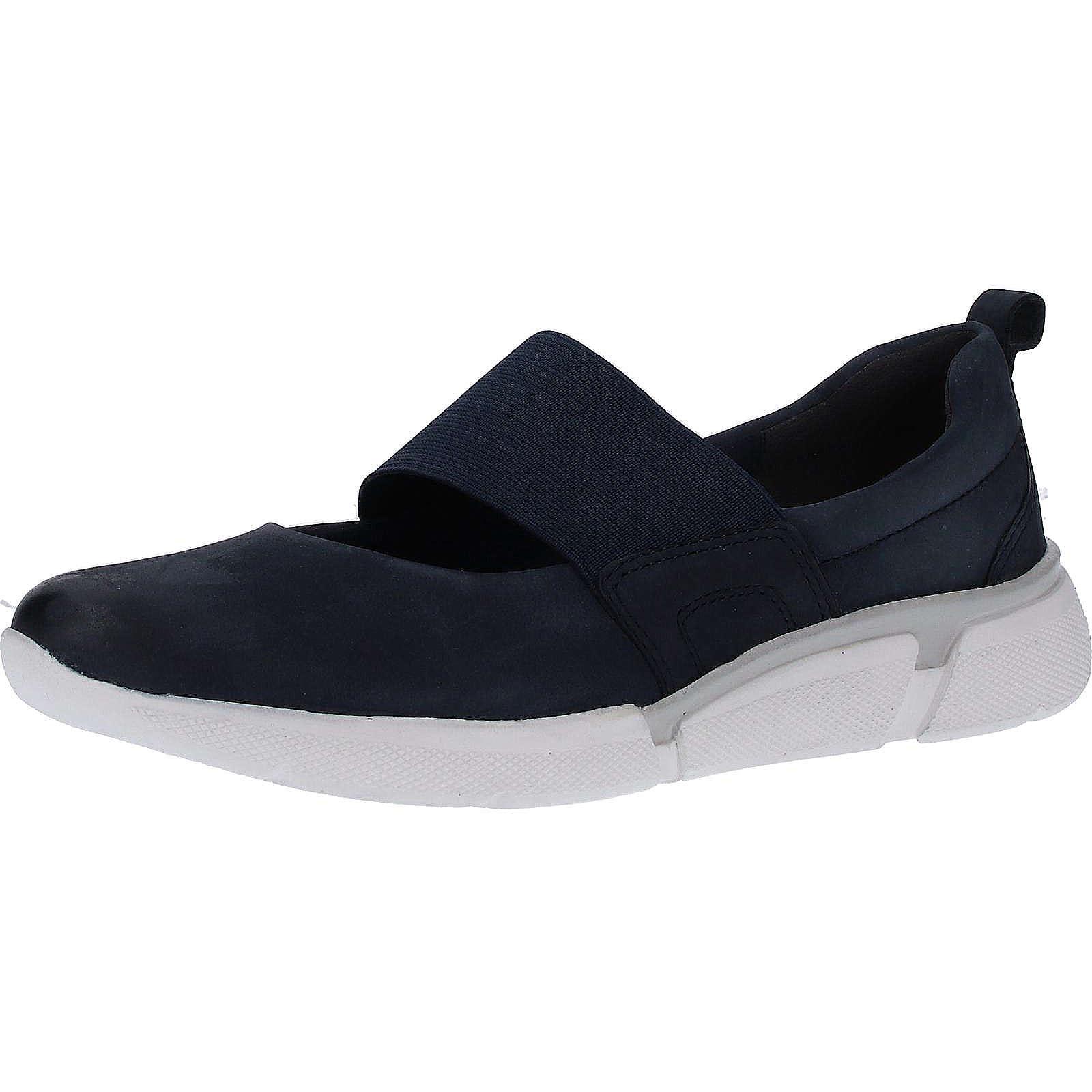MARCO TOZZI Ballerinas Sneakers Low blau Damen Gr. 37