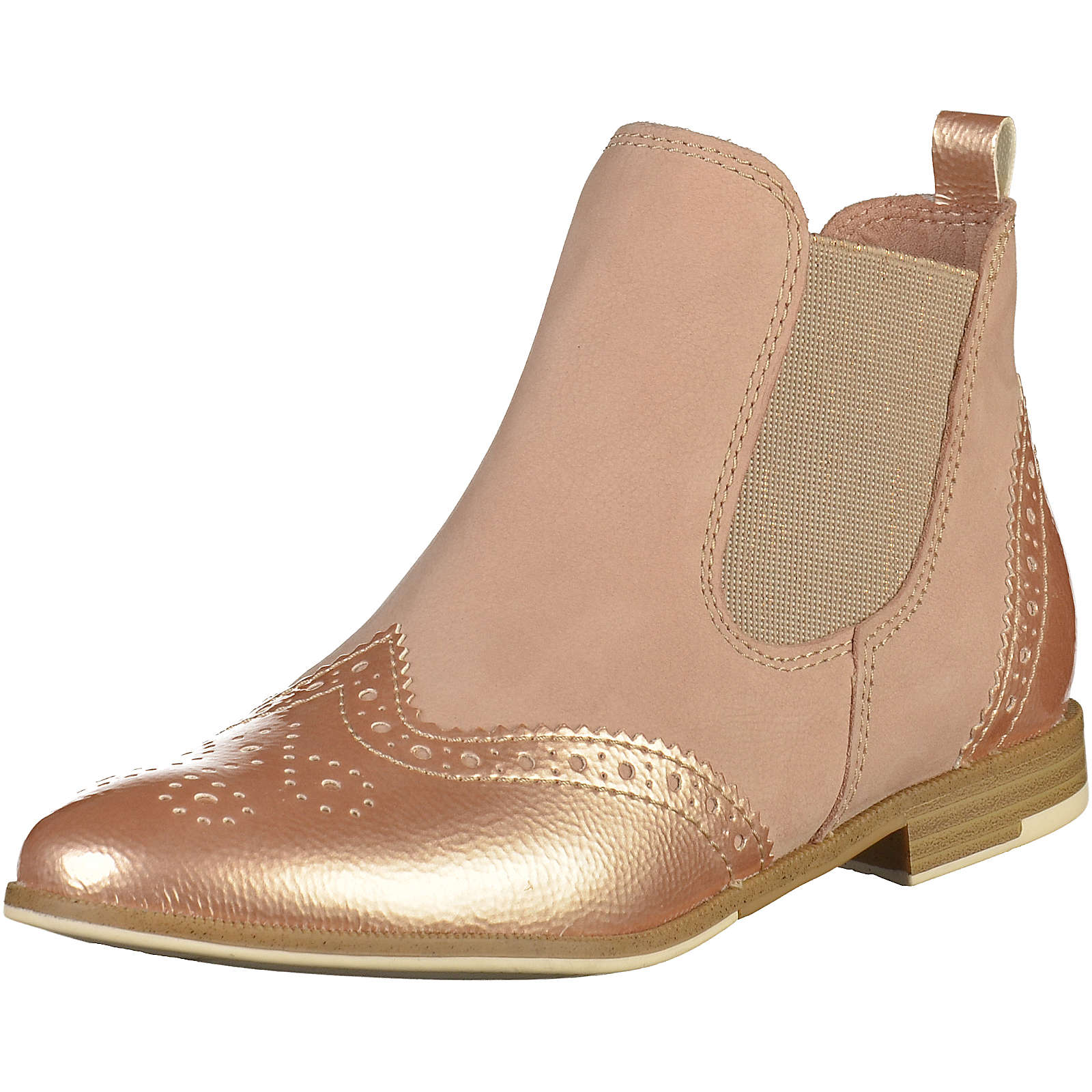 MARCO TOZZI Chelsea Boots rosa Damen Gr. 37