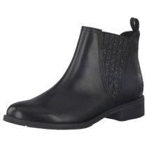 MARCO TOZZI Chelsea Boots schwarz Damen Gr. 37