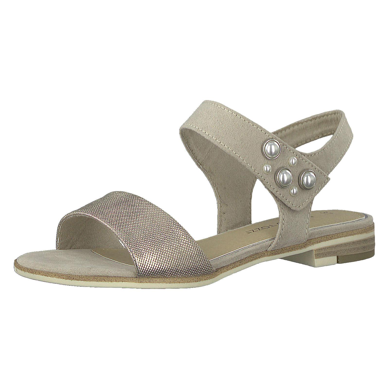 MARCO TOZZI Klassische Sandalen beige Damen Gr. 39