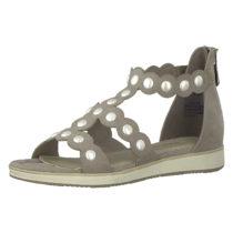 MARCO TOZZI Sandalen für Mädchen beige Mädchen Gr. 38