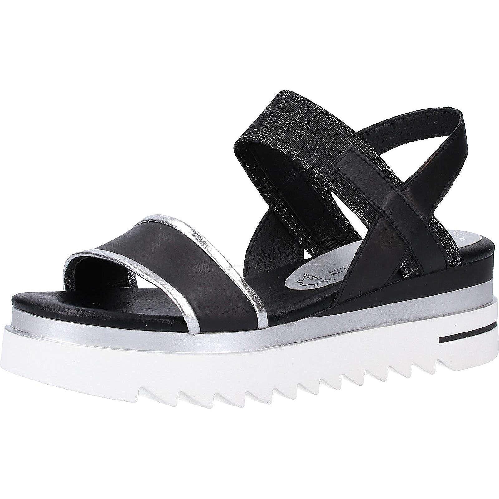 MARCO TOZZI Sandalen Klassische Sandaletten schwarz Damen Gr. 39