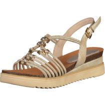 MARCO TOZZI Sandaletten gold Damen Gr. 40