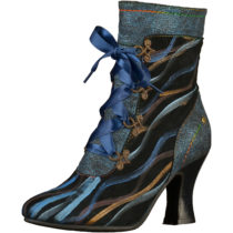 MARCO TOZZI Stiefel Klassische Stiefel blau Damen Gr. 37