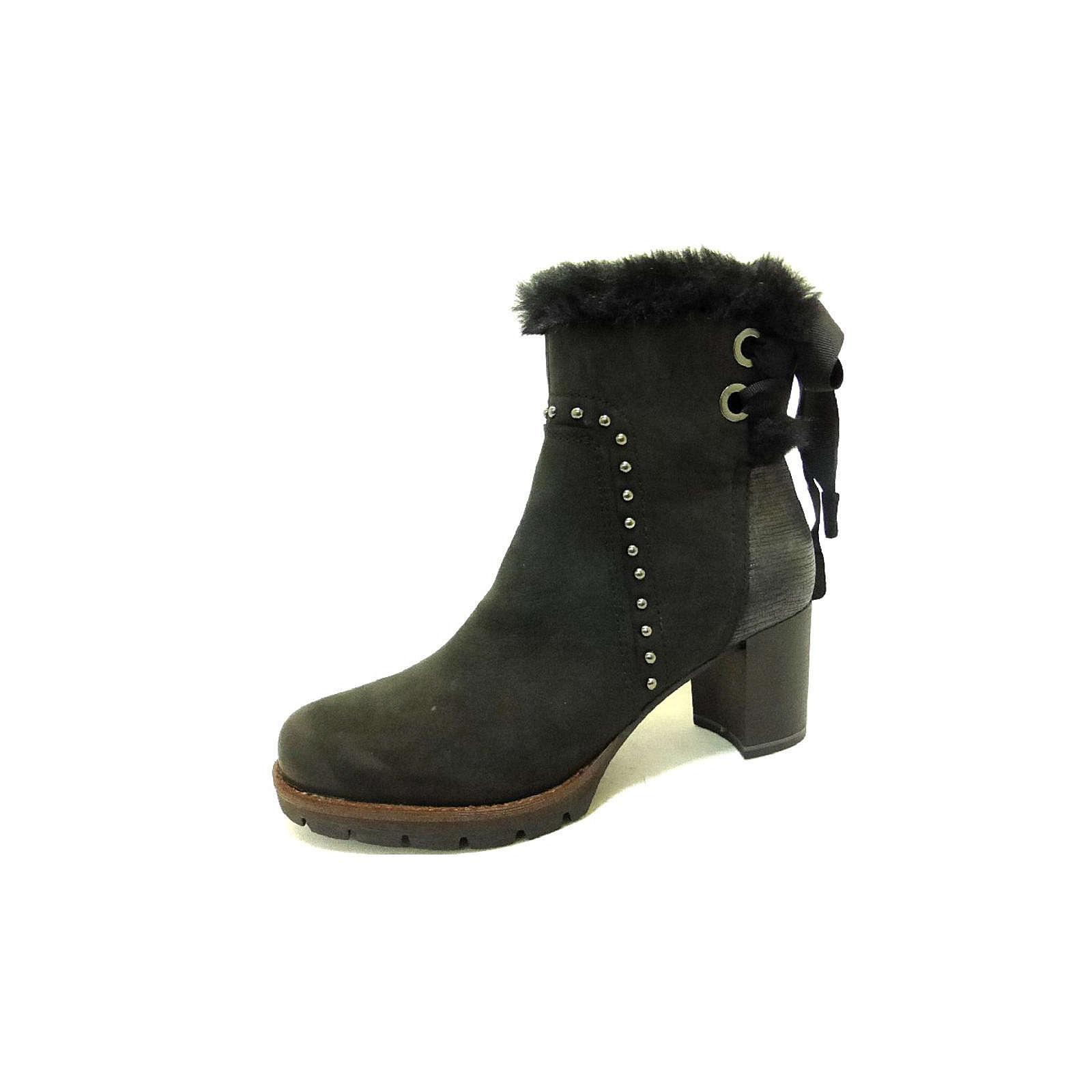 MARCO TOZZI Stiefel schwarz Klassische Stiefeletten schwarz Damen Gr. 37