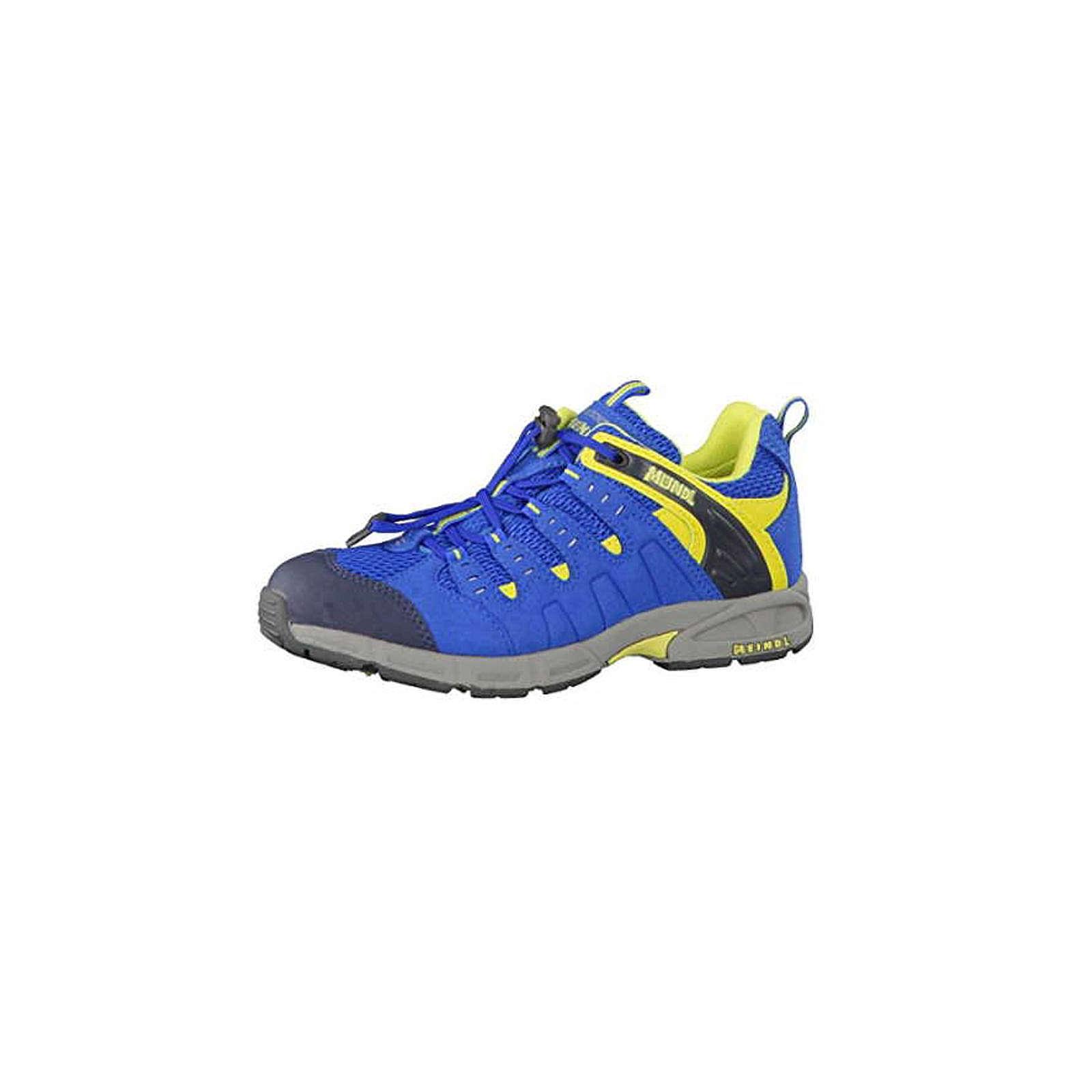 MEINDL Sportschuhe blau Junge Gr. 35