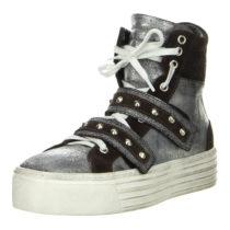 Méliné Sneakers High braun Damen Gr. 38