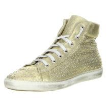 Méliné Sneakers High gold Damen Gr. 36